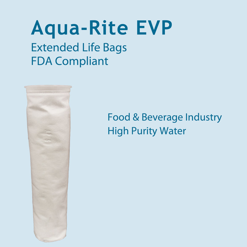 Filter, liquid filtration, cartridges, Strainrite, filter bag, ar-evp, fda compliant, enhanced vertical pleat, aqua-rite